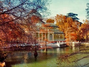 Madrid - Palacio de Cristal