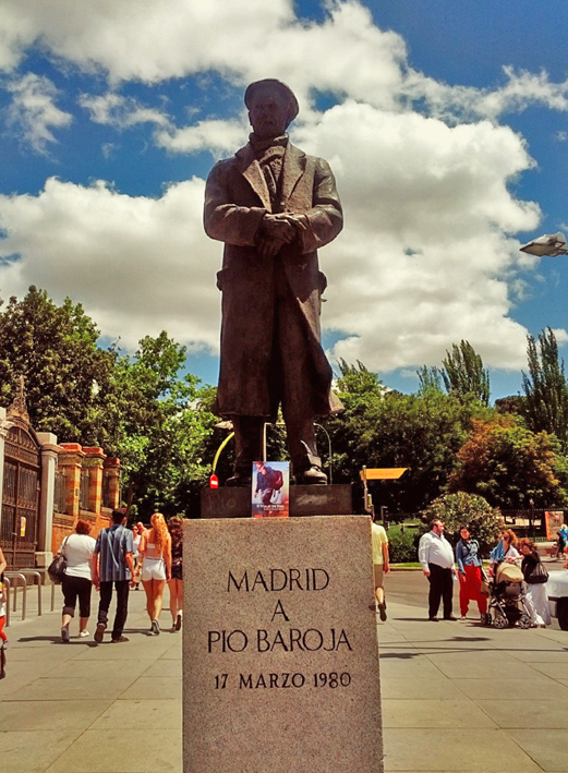 Madrid - Pío Baroja