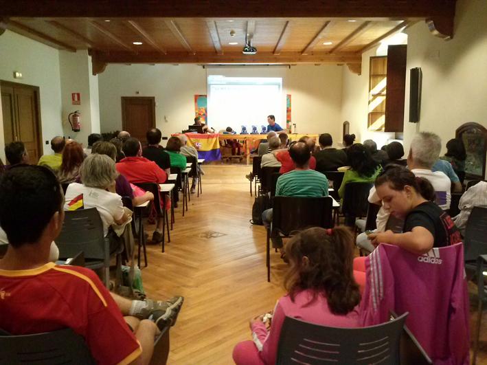 Presentación de El viaje de Pau en Bielsa