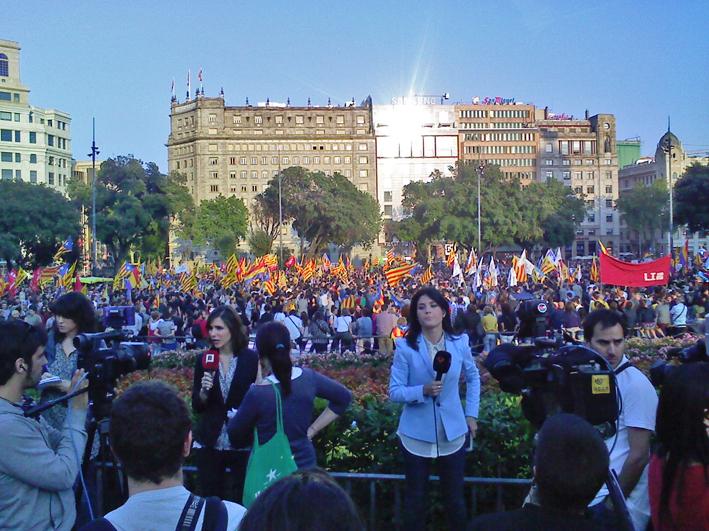 Plaça Catalunya - República