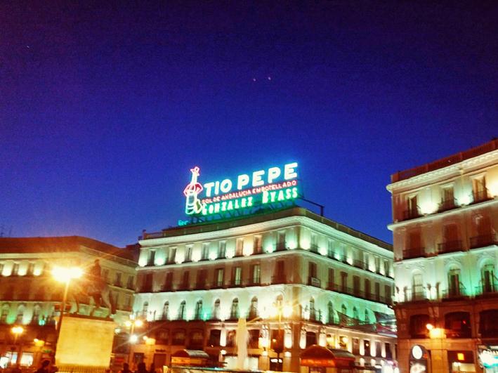 Madrid - Tío Pepe