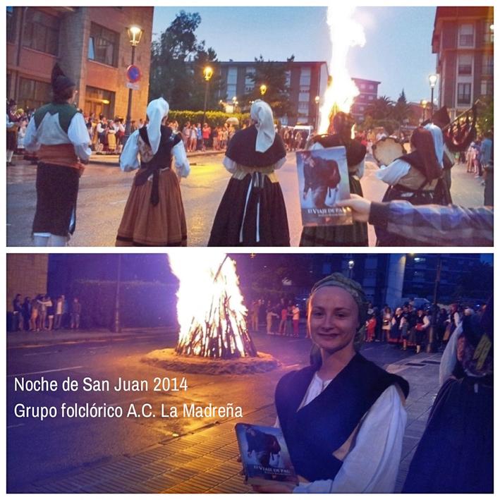 Posada de Llanera - Noche de San Juan