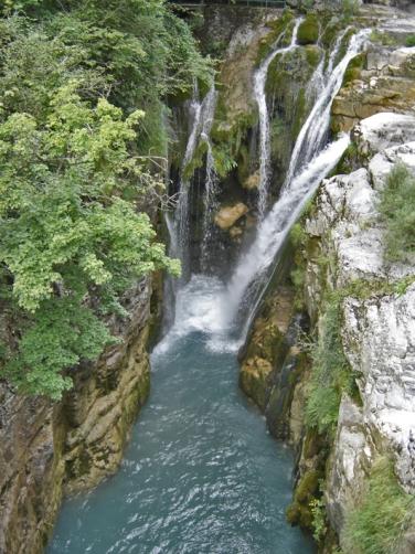 Añisclo - Cascadas del río Aso
