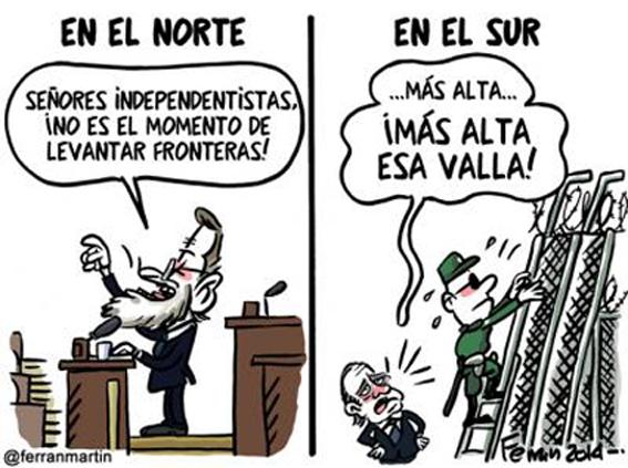 Viñeta fronteras