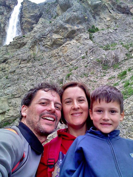 Parque Nacional de Ordesa y Monte Perdido - Cascada del Cinca