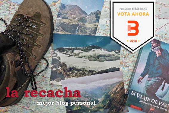 Premios Bitácoras - la recacha