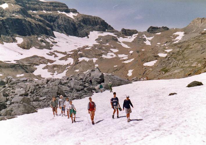 Parque Nacional de Ordesa y Monte Perdido - Marboré