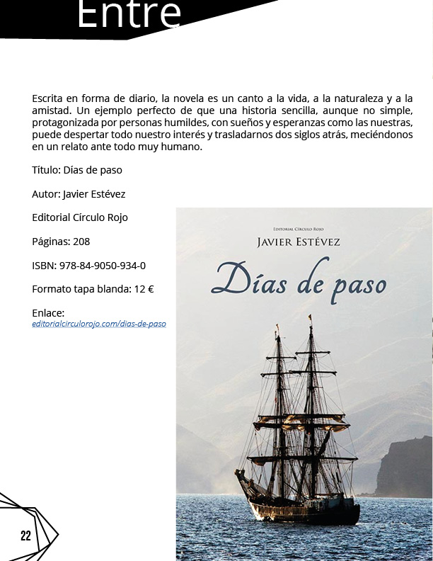 Revista Salto al reverso - Días de paso