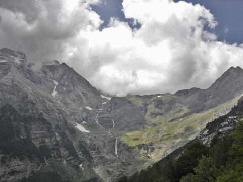 Parque Nacional de Ordesa y Monte Perdido - Circo de Pineta