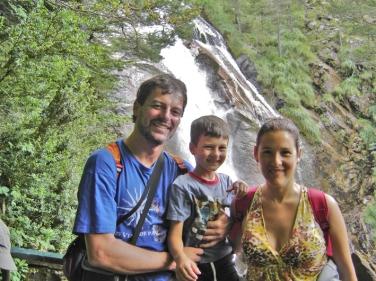 Parque Nacional de Ordesa y Monte Perdido - Camino de las Cascadas