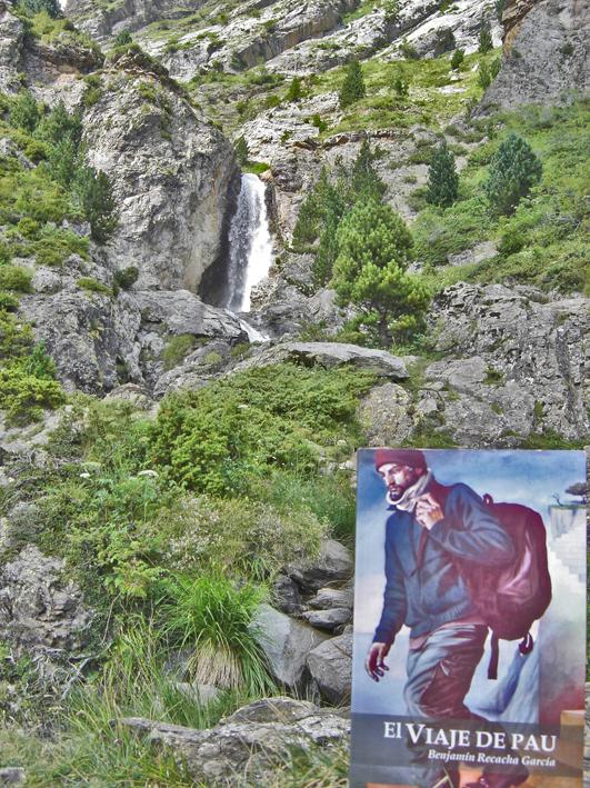 Cascada de la Larri - El viaje de Pau
