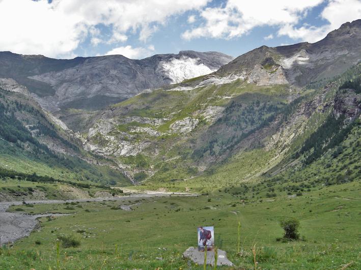 Llanos de la Larri - El viaje de Pau