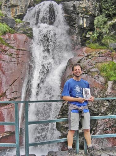 Parque Nacional de Ordesa y Monte Perdido - Cascada de la Larri
