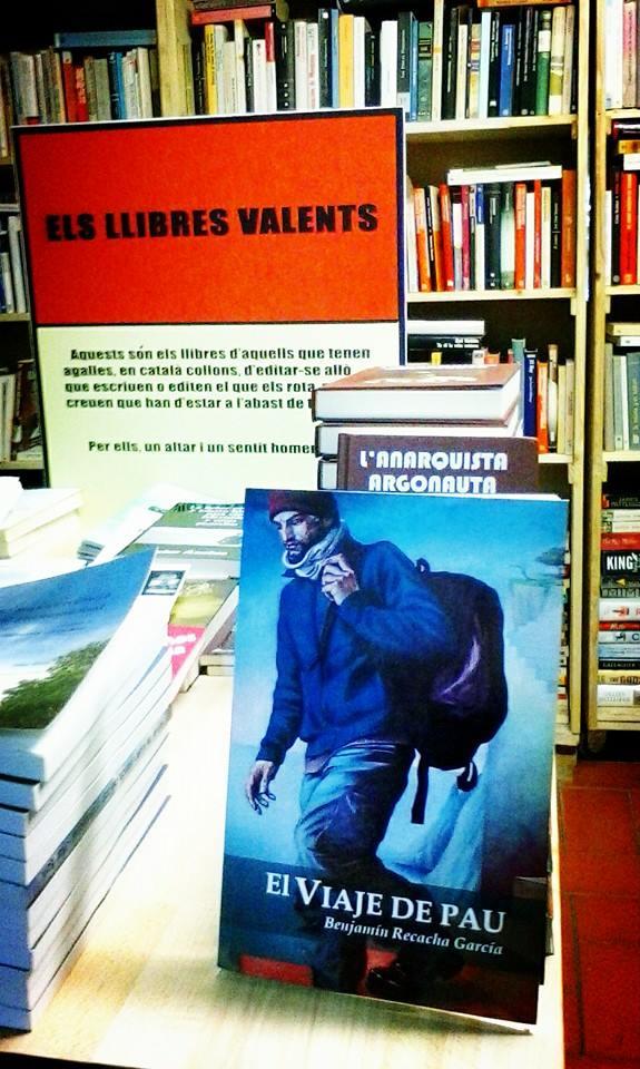 Librería Consumició obligatòria - El viaje de Pau