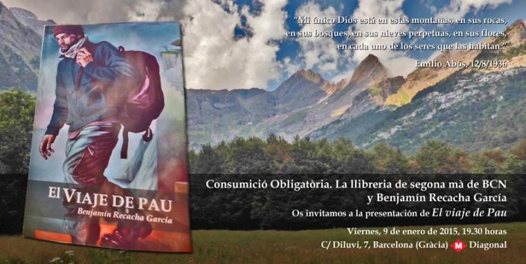 El viaje de Pau - Librería Consumició Obligatòria