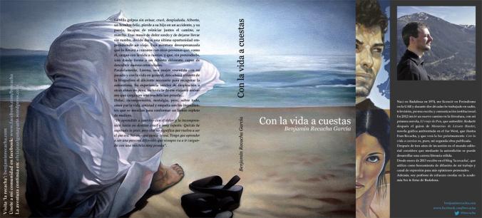 'Con la vida a cuestas' - Benjamín Recacha García