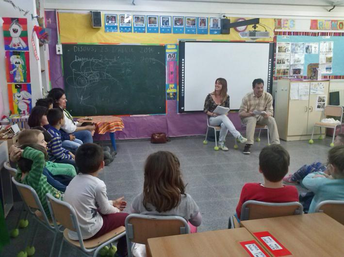Sant Jordi 2015 - Escola Montbui