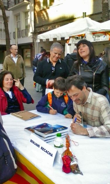 Sant Jordi 2015 - Badalona
