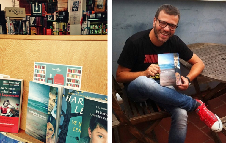 Librería Canaima - Ramón Betancor