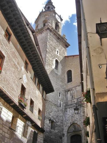 Almendra medieval - Vitoria-Gasteiz