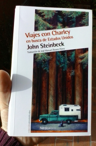 Viajes con Charley - John Steinbeck