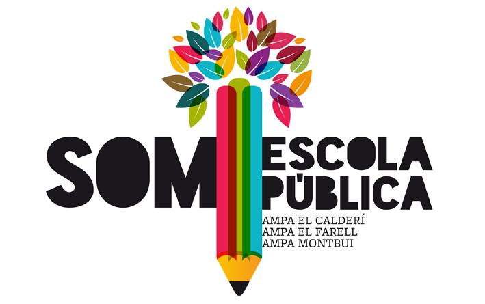 Logo Som Escola Pública