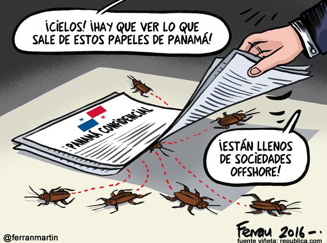 Papeles Panamá - Ferran