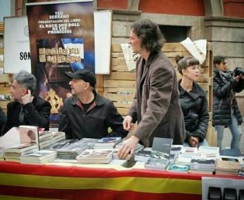 Feria de Sant Jordi en Gràcia