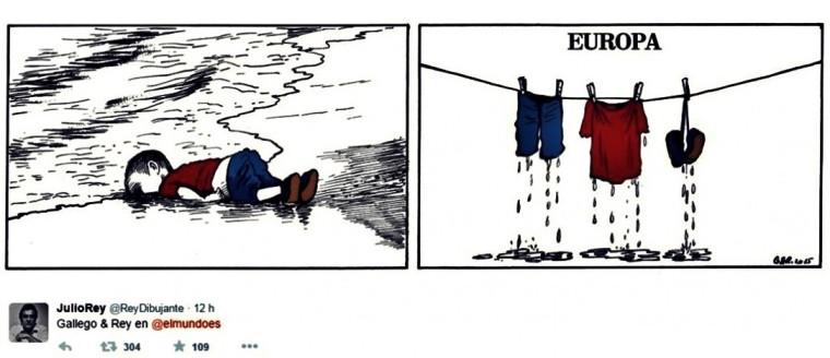 Refugiados - Gallego y Rey