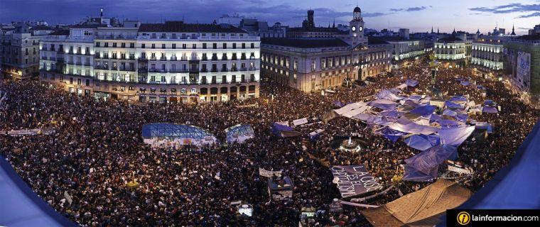 15M - Puerta del Sol