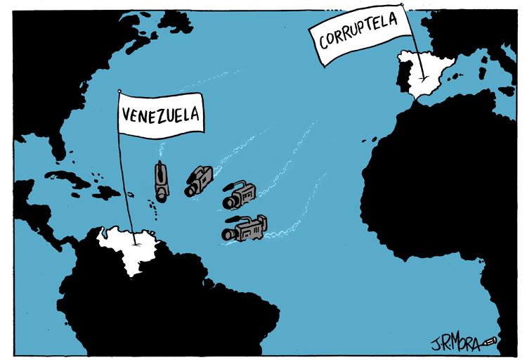 Viñeta Mora - Venezuela