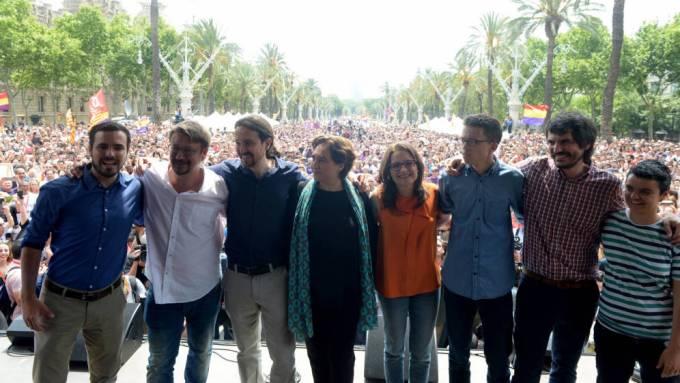 Unidos Podemos Barcelona