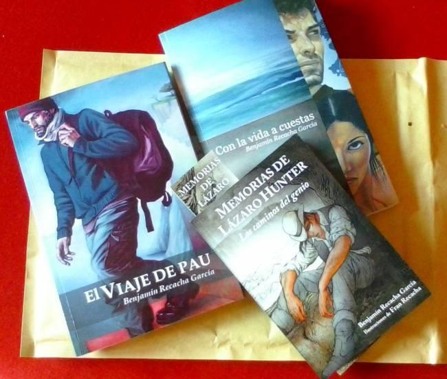 Libros - Benjamín Recacha García