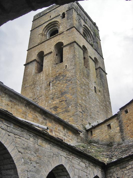 Aínsa - Iglesia de Santa María