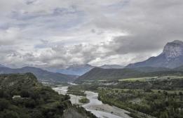 Aínsa - Río Cinca