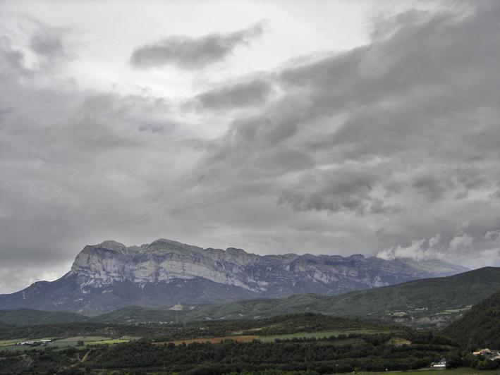 Aínsa - Peña Montañesa