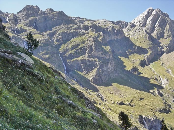 Valle de Pineta - Faja de Tormosa