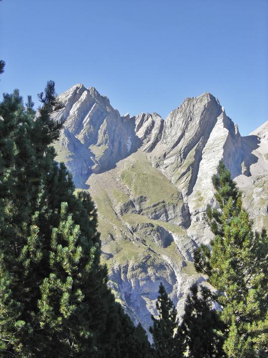 Faja de Tormosa - Felqueral y Pico Pineta