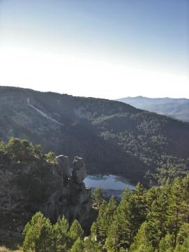 Parque Natural Lagunas Glaciares de Neila - Laguna de la Cascada