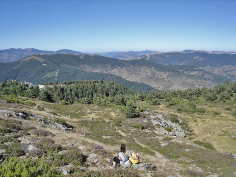 Parque Natural Lagunas Glaciares de Neila - Pico de la Laguna