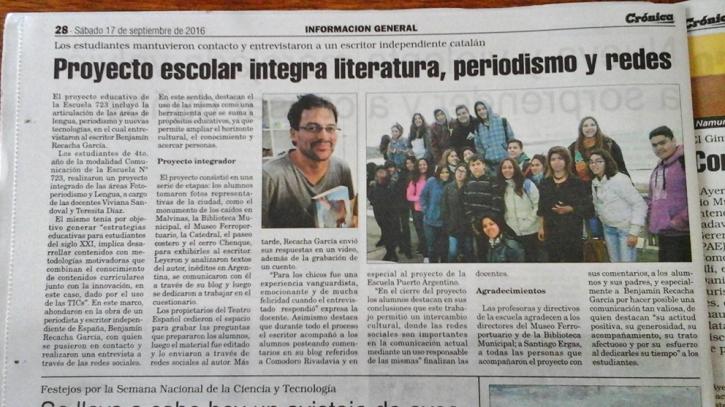 Diario 'Crónica'
