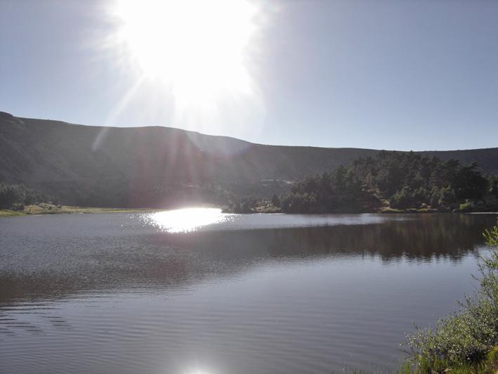 Lagunas de Neila - Laguna Larga