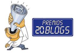 Vota por 'la recacha' en los Premios 20 Blogs