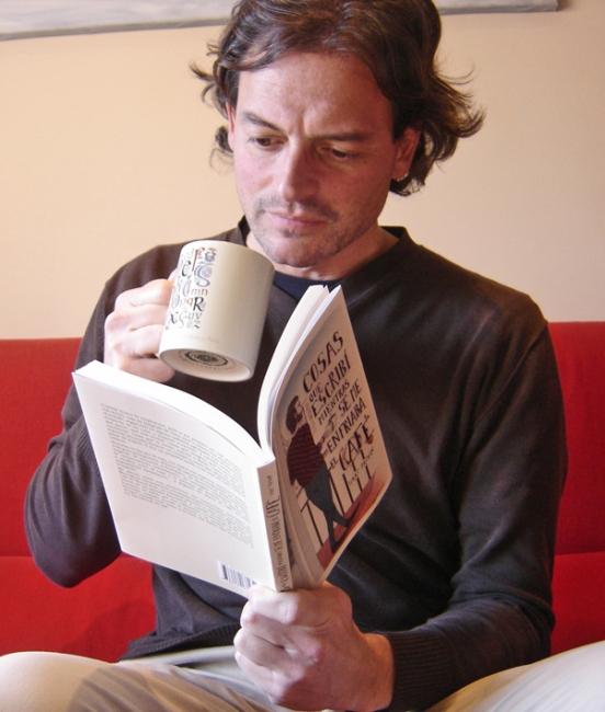 'Cosas que escribí mientras se me enfriaba el café'