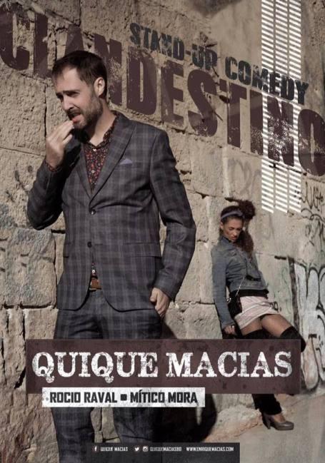 Clandestino - Quique Macías