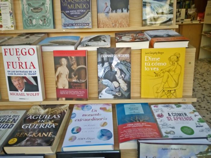 Escapando del recuerdo - Librería la Ginesta