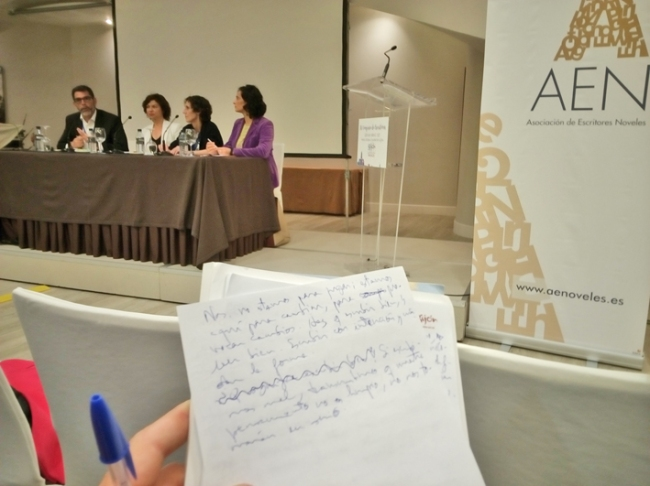 IV Congreso de Escritores
