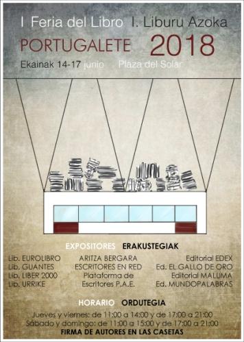 Feria del Libro de Portugalete
