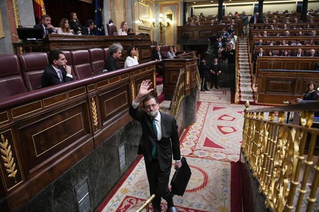 Mariano Rajoy - Dani Gago
