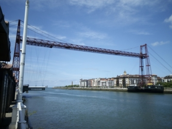 Puente Colgante - Portugalete